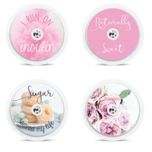 Set of 4 Pink Quotes